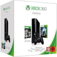 XBox 360E 250G (Slim)+ Halo4+Tomb Raider+Карта подписки 1 месяц