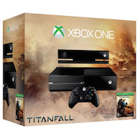 XBox One 500GB, Kinect2, игра Titanfall