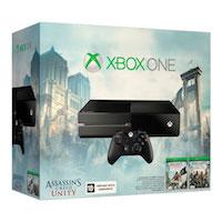 XBox One 500GB, Assassin's Creed: Черный Флаг и Единство