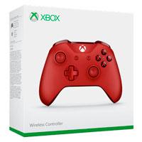 Беспроводной геймпад для Xbox ONE S (Красный)