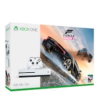 XBox One S 500GB, Forza Horizon 3